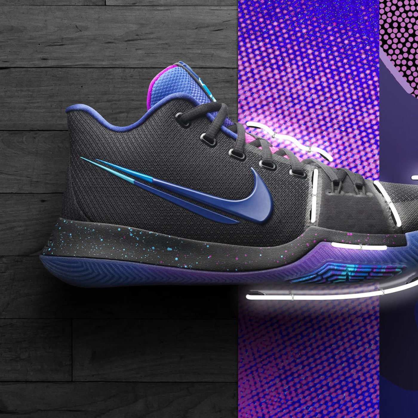 the latest f6360 b3d36 New Kyrie 3, LeBron 14 colorways part of Nike's 'Flip the ...