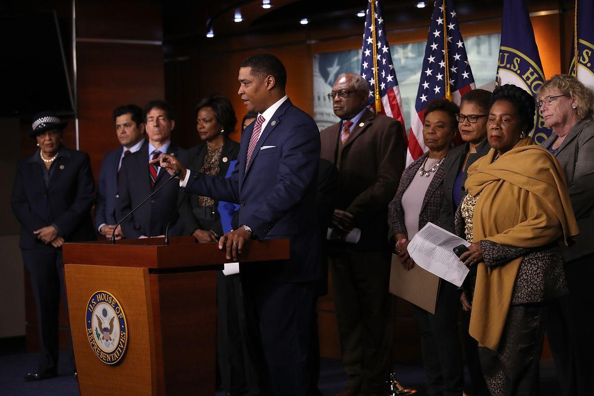 Congressional Black Caucus Calls For Censure Of Trump's 'Racist' Comments