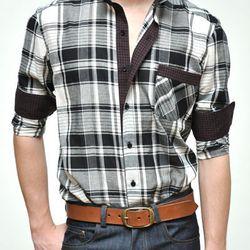 "The Base Shirt, <a href=""http://shop.alterbrooklyn.com/ALTM101.html"">$165</a>"