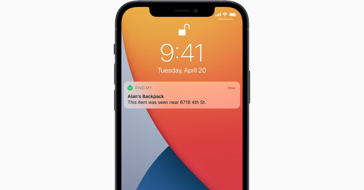 Apple quietly reveals that iOS 14.5 will arrive next week