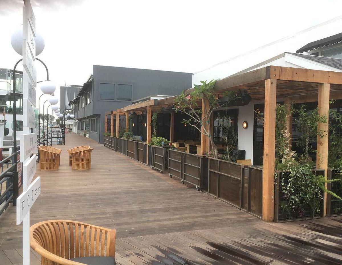 Zinque Restaurant Newport Beach