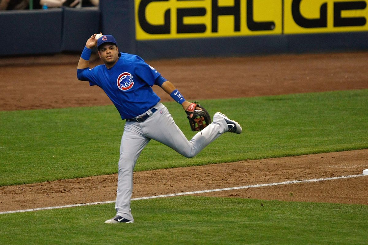 Aramis Ramirez has faced a lot of Brewer third basemen over the years.