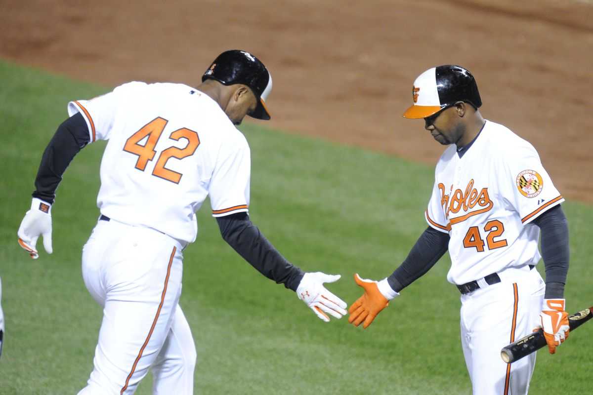 fe9866c3 Monday Bird Droppings: Where everyone will be wearing number 42 ...