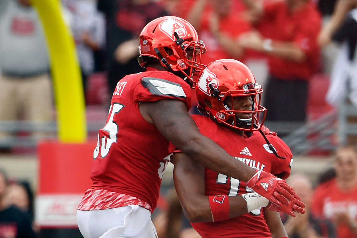ee9da932f2ec Film Preview  Louisville Defense - Shakin The Southland