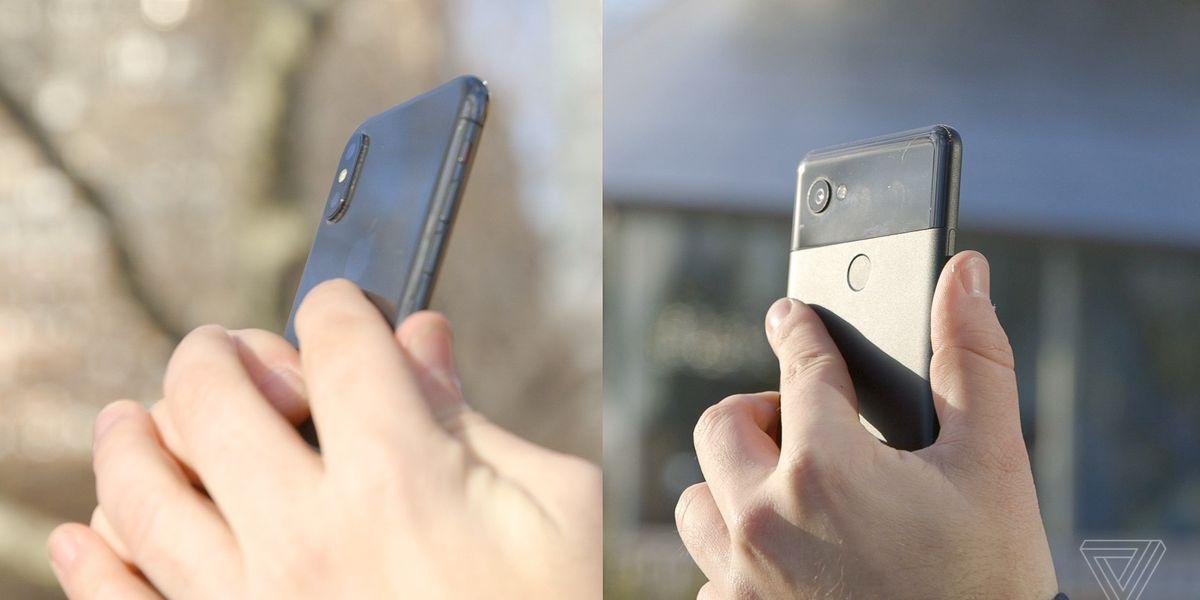 Best smartphone camera 2017: iPhone X vs  Pixel 2 vs  Note 8 - The Verge