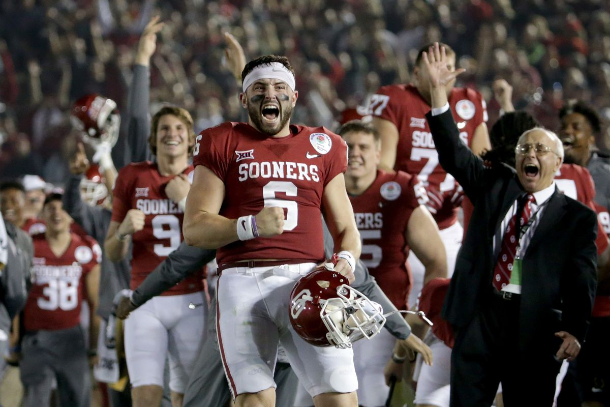 b0cf503ae UCLA Bruins Football 2018 Opponent Preview  Oklahoma Sooners ...