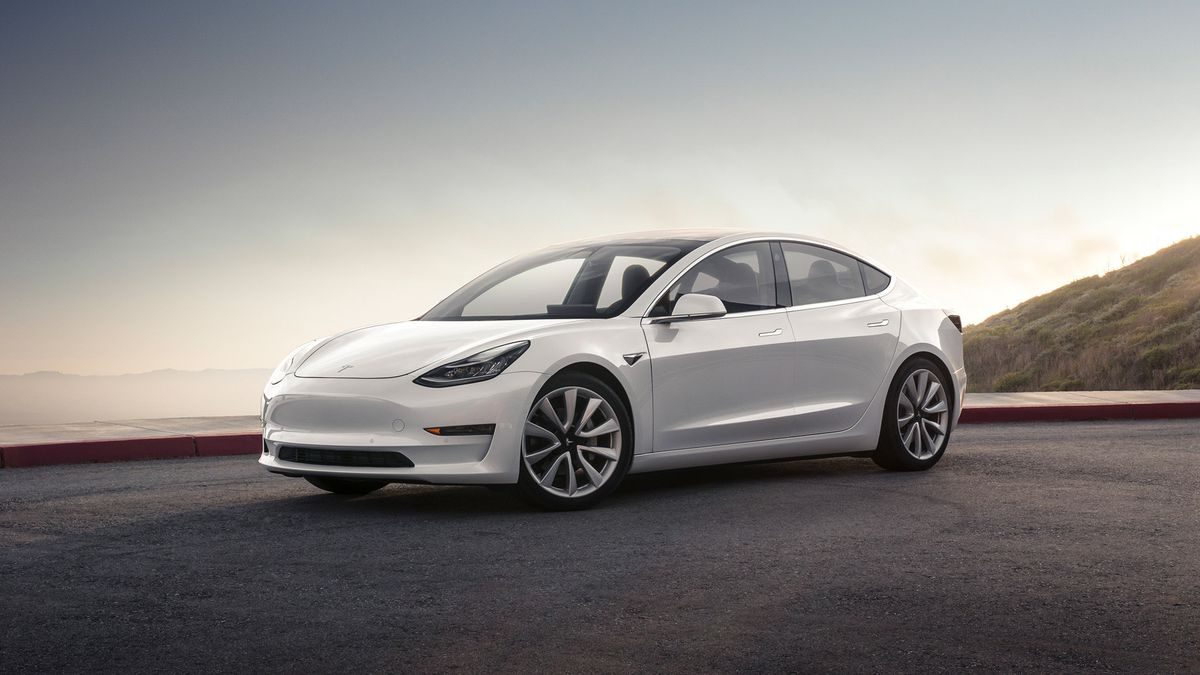 Tesla Model 3 First Drive This Is The Car That Elon Musk Promised
