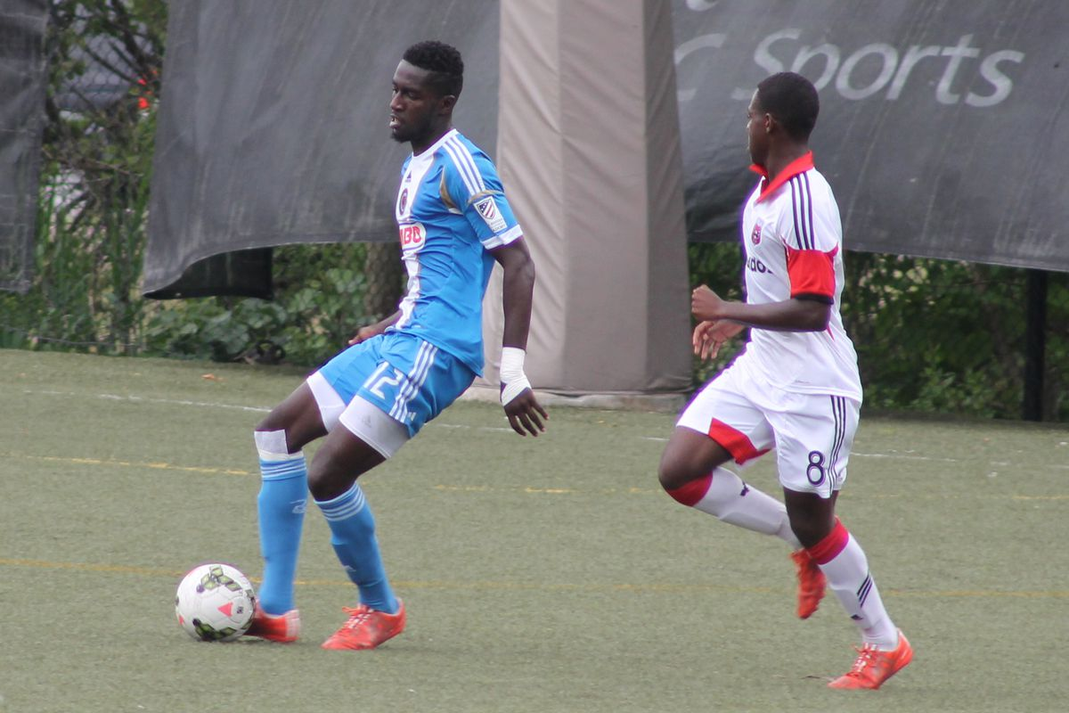 Academy teams win four, draw one in weekend games