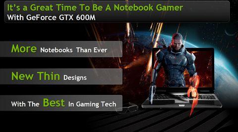 Nvidia GeForce GT 640M, 650M, and GTX 660M debut, bring 28nm