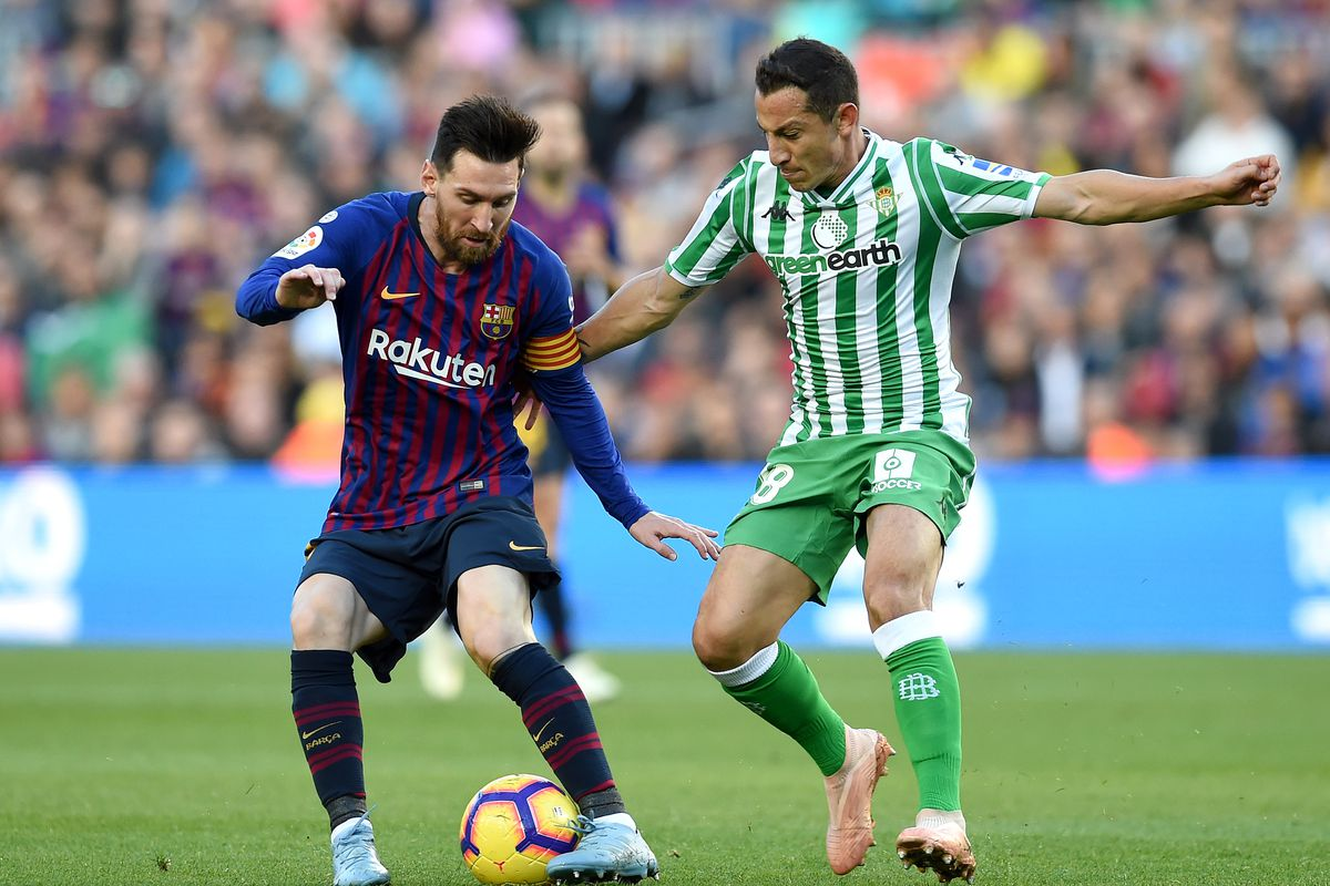 How Will Barcelona Line Up Against Real Betis
