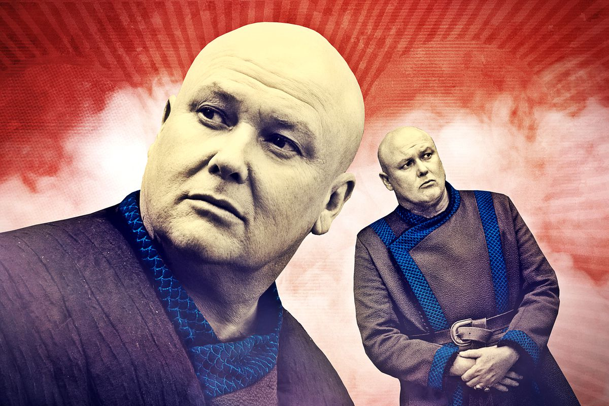 Varys Returns As the Voice of Reason on 'Game of Thrones