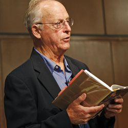 Philip Fradkin reads from his latest book about a young explorer who disappeared in Southern Utah in the 1930s.