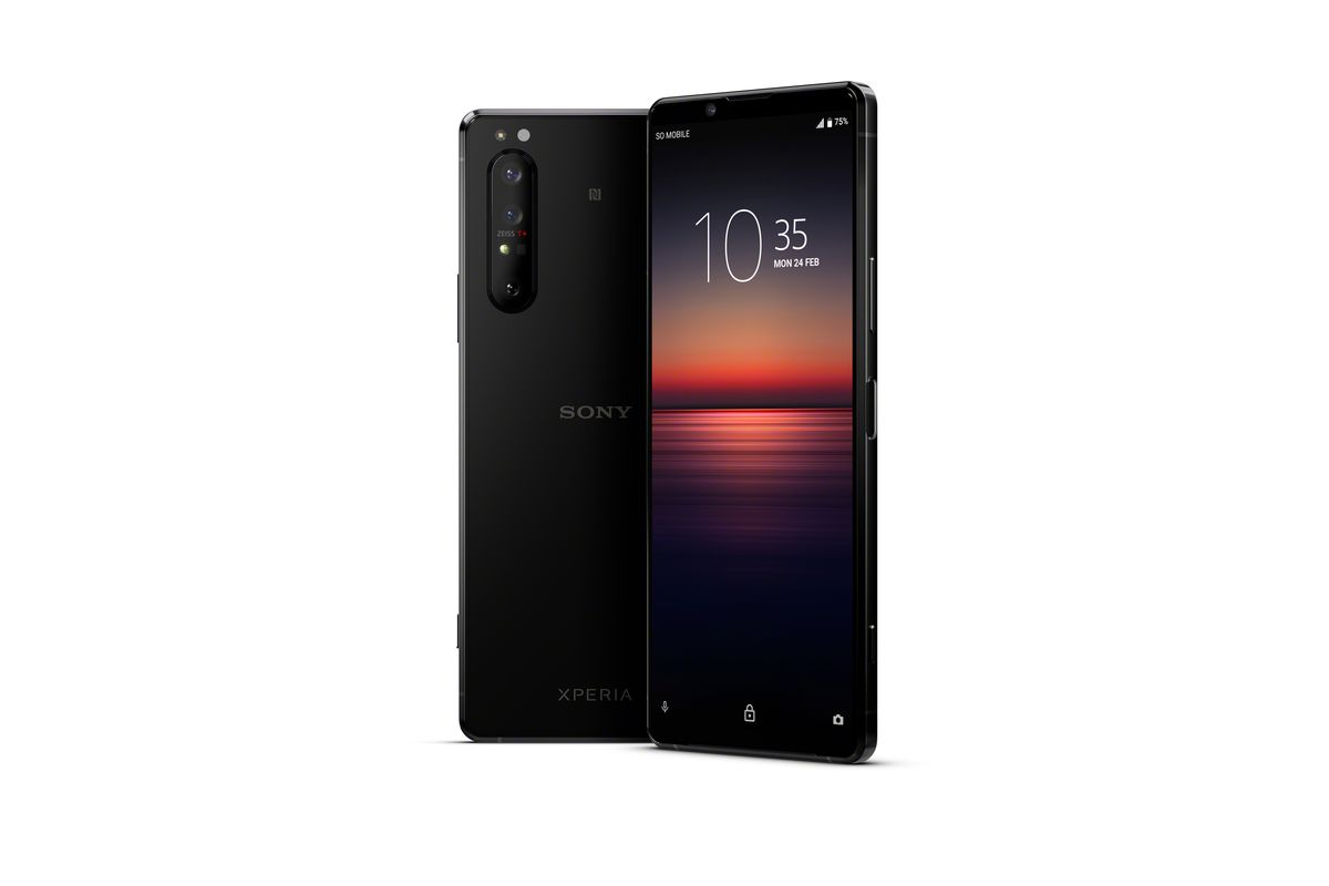 Sony's new Xperia 1 II adds 5G to its lineup of tall phones - The ...