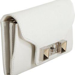 PS11 small satchel wallet, $79