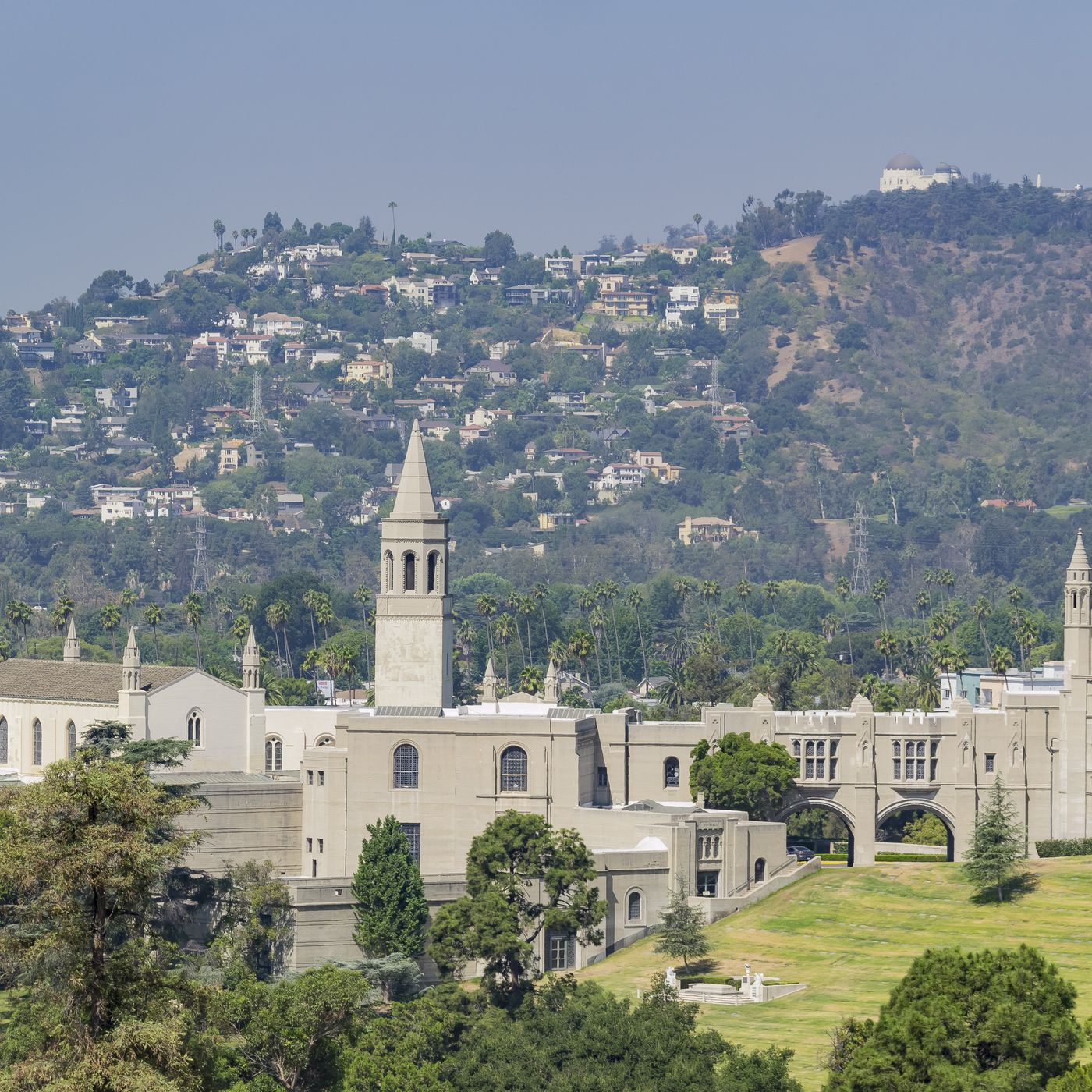 Mapping 16 Of Los Angeles S Most Celebrity Filled Cemeteries Curbed La
