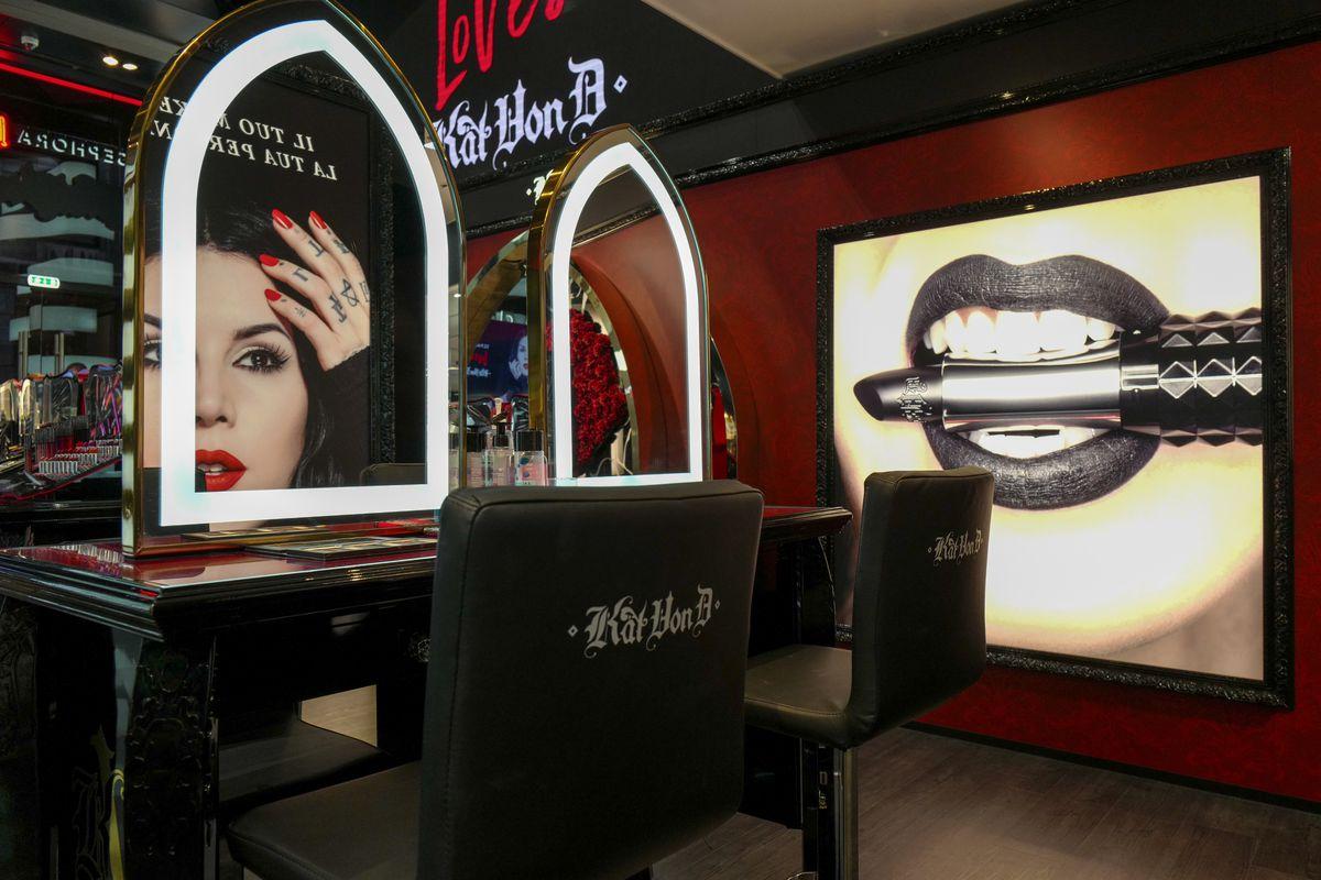 Kat Von D Beauty Is Sephora's Shining Star - Racked