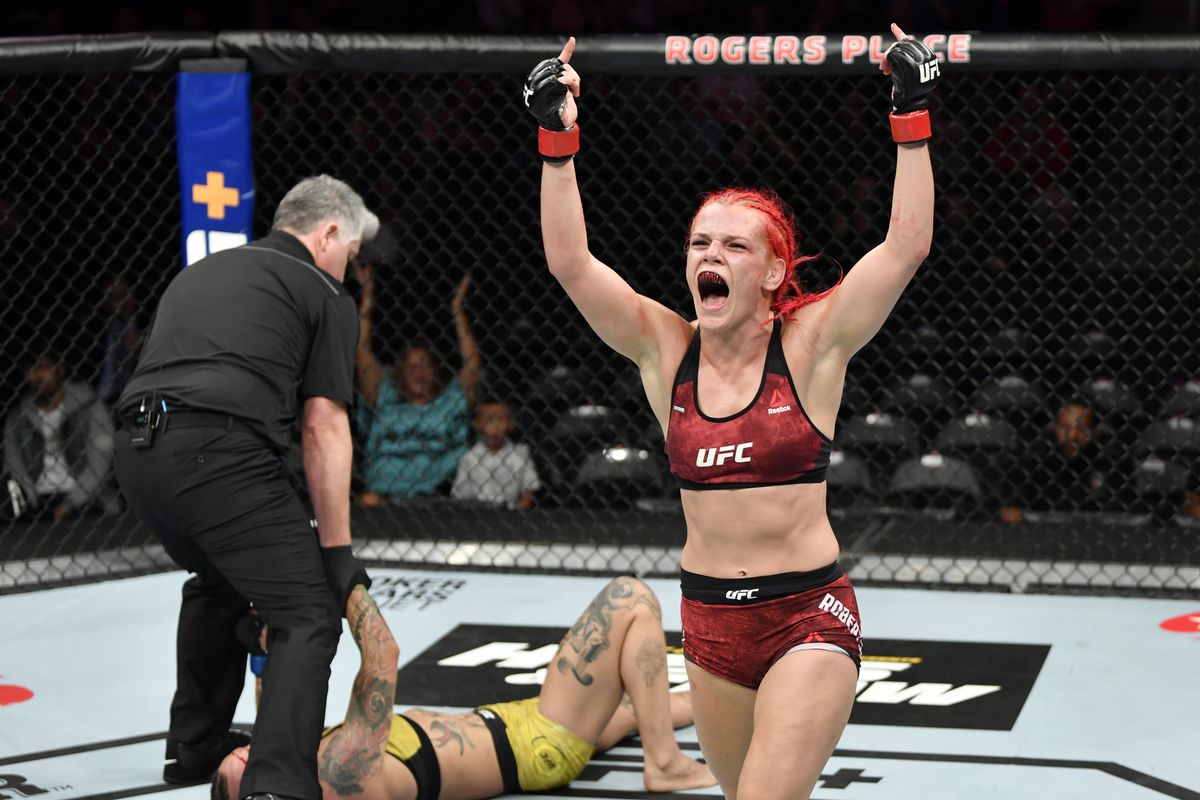 UFC 240: Robertson v Frota