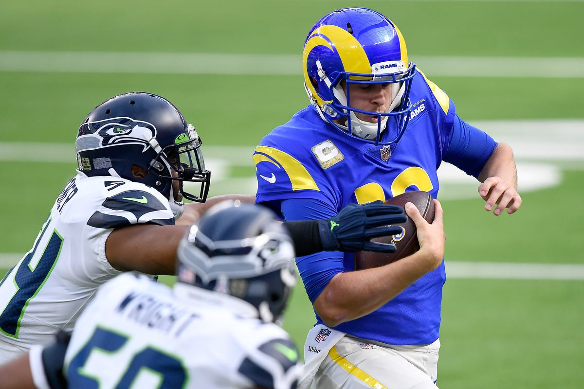 Seahawks At Rams 3rd Quarter Game Thread Field Gulls