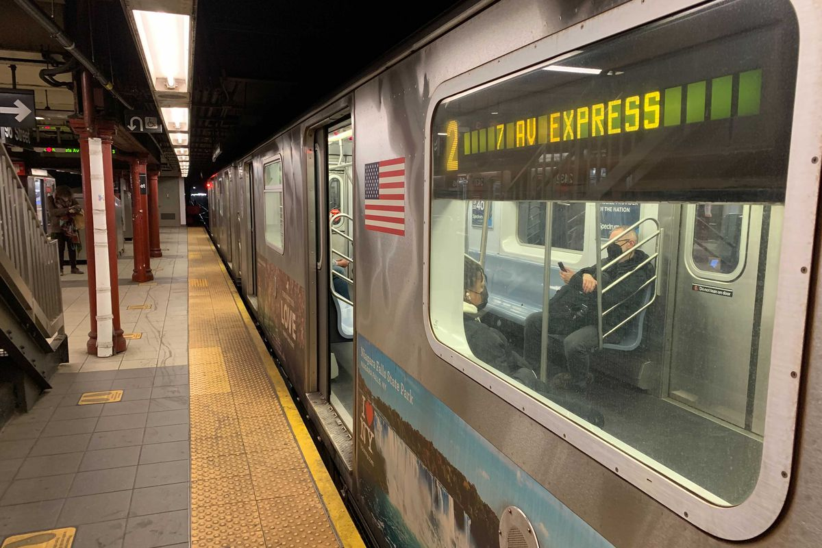 Twice in a single week, subway motorman Jerome Golden was running a 2 train that fatally struck someone at the 96th Street station.