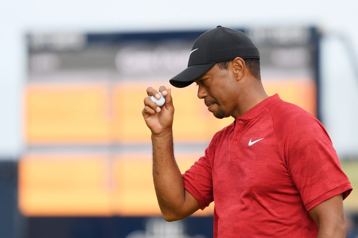 dfea55f114d8d5 Tiger Woods  final round at the British Open was one for a lifetime ...
