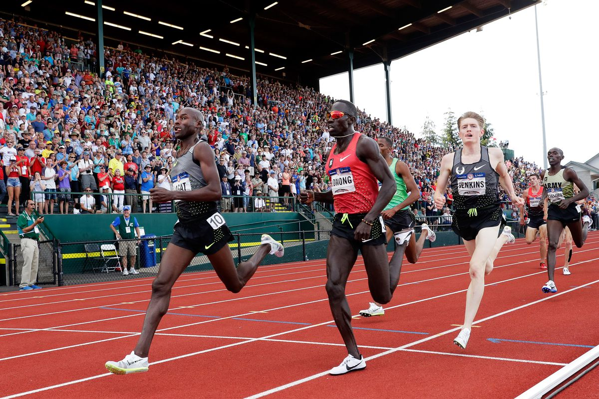 2016 U.S. Olympic Track & Field Team Trials - Day 4