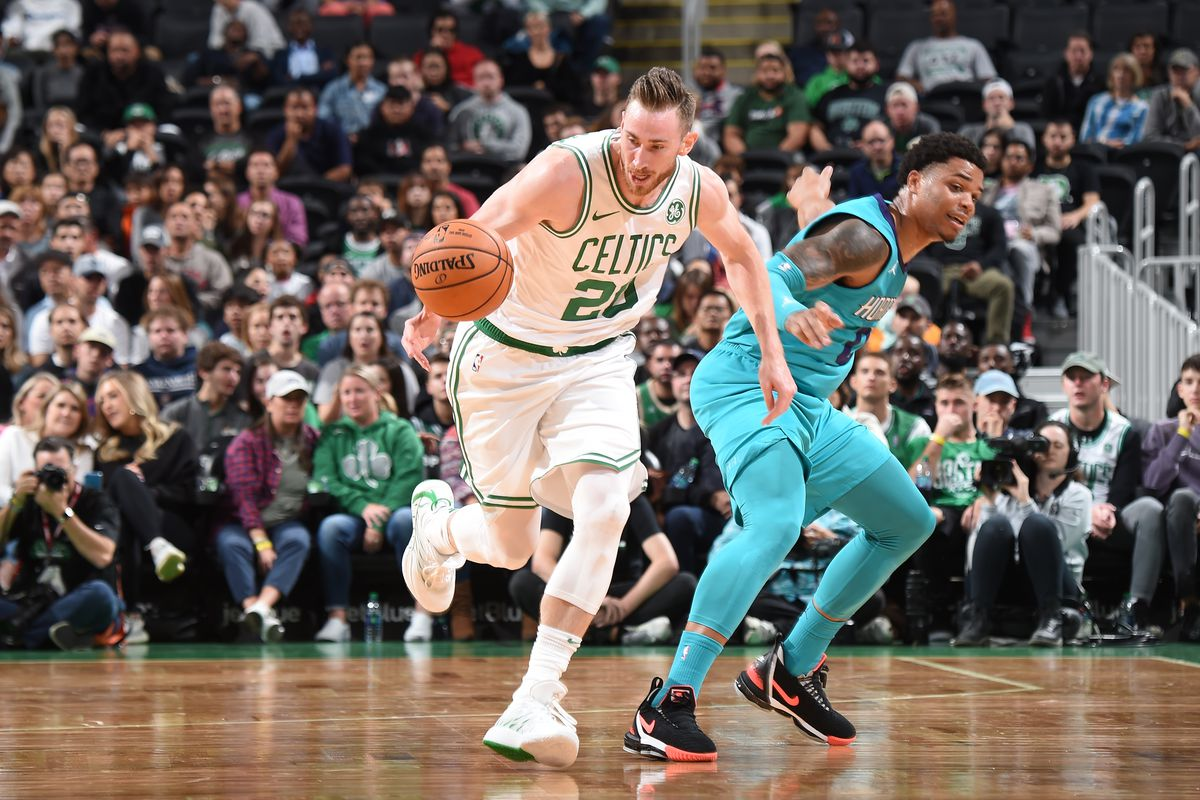 By Signing Gordon Hayward The Charlotte Hornets Landed The Nba S Best Truly Available Free Agent At The Hive