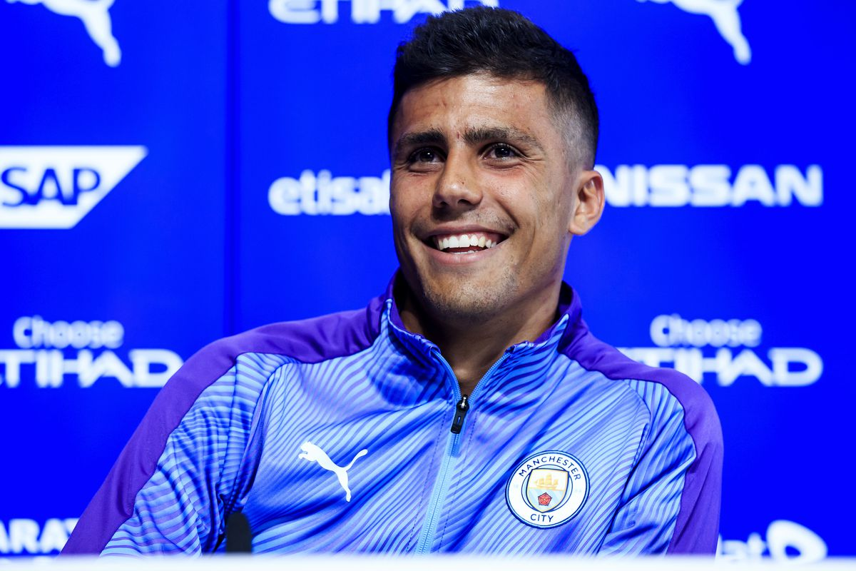 Premier League Scouting Report: Rodri to Man City - Never Manage Alone