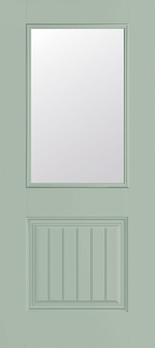 Cottage Style Fiberglass Door