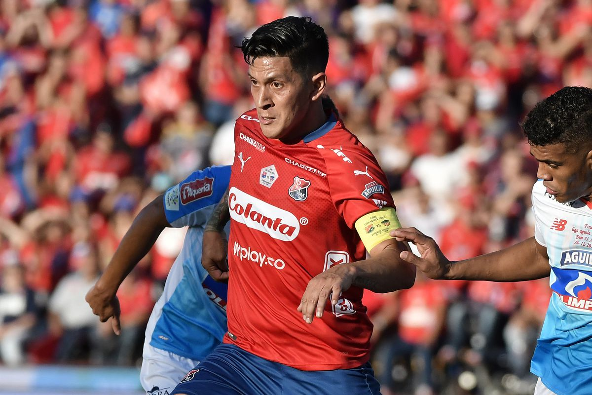 Independiente v Junior - Final Torneo Clausura Liga Aguila 2018