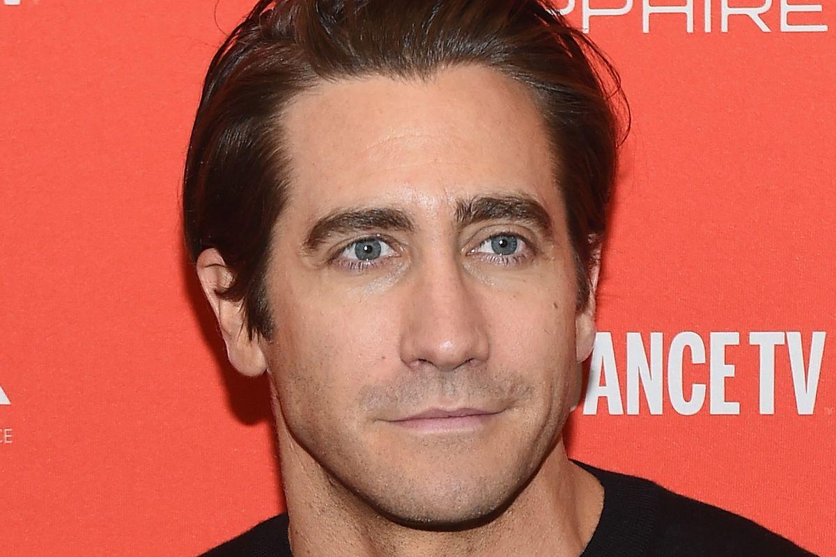 Jake Gyllenhaal, star of Donnie Darko, ate at St. John restaurant in Clerkenwell this week