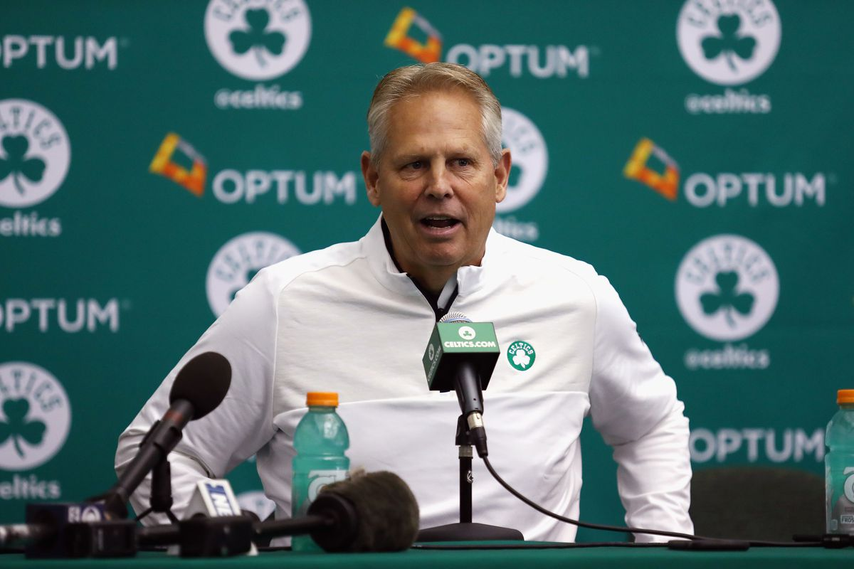Kyrie Irving trade shows why evaluating Danny Ainge is really damn
