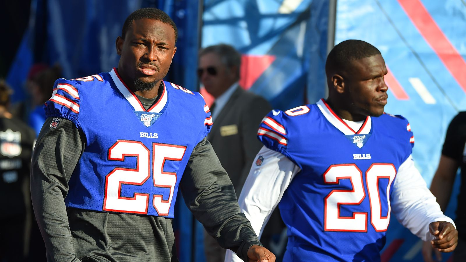 Several former Buffalo Bills running backs included on NFL's All-Decade Team for the 2010s