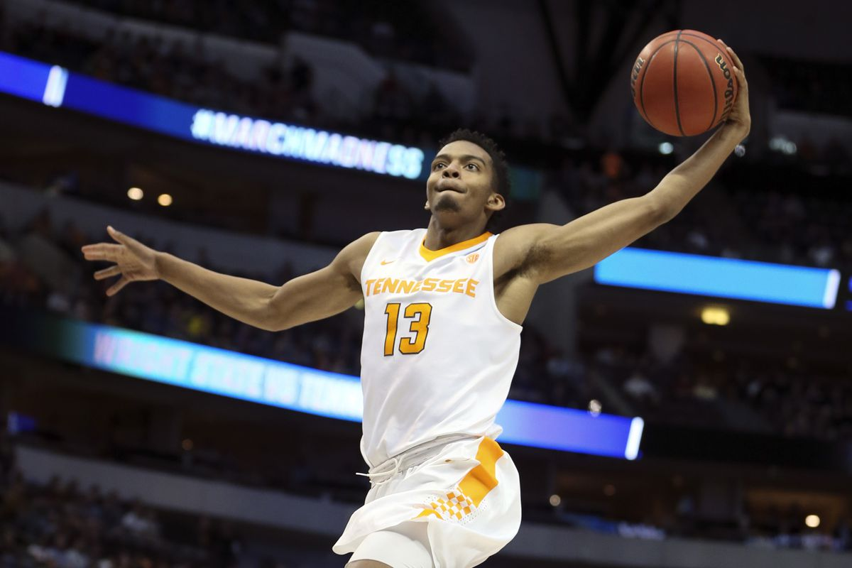 NCAA Basketball: NCAA Tournament-First Round-Wright State vs Tennessee