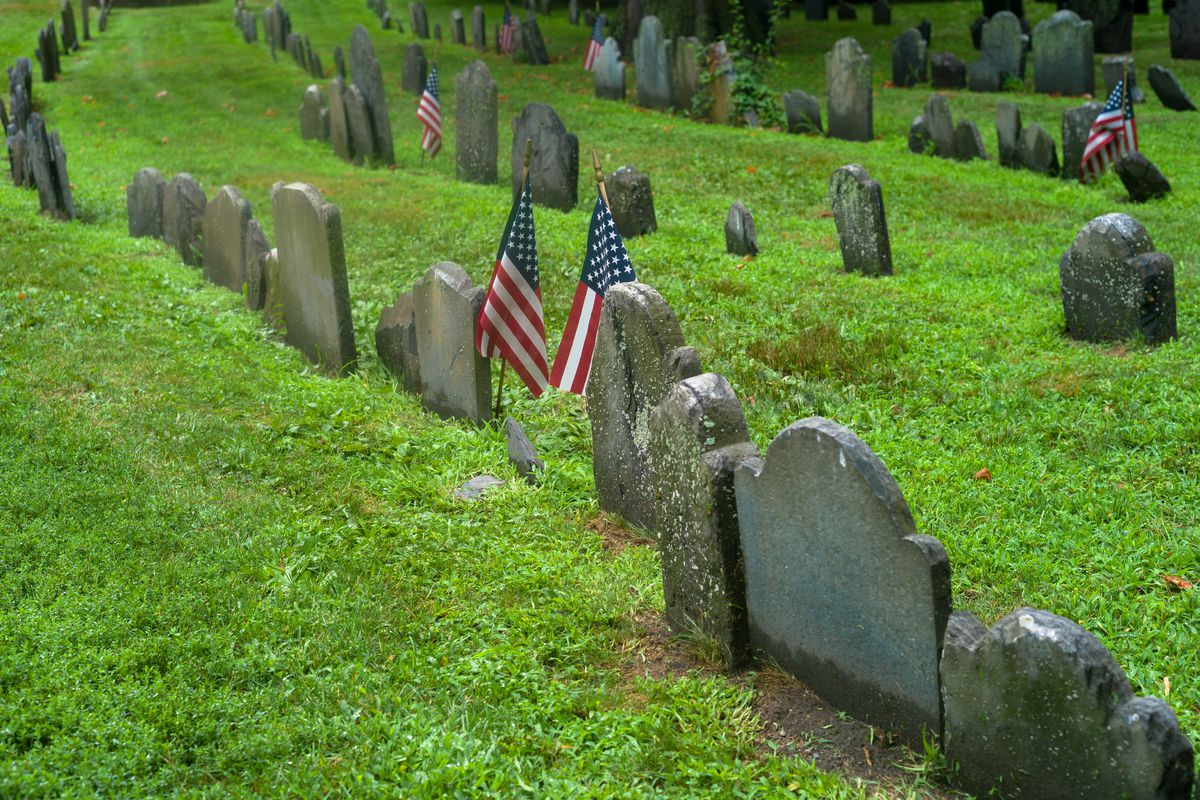 A West Valley cemetery employee has been charged with selling two burial plots that had been donated to help a needy family.