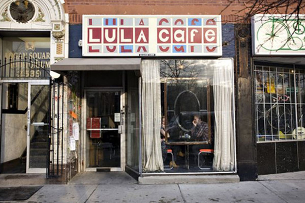 Lula Cafe was a favorite go-to spot in 2011