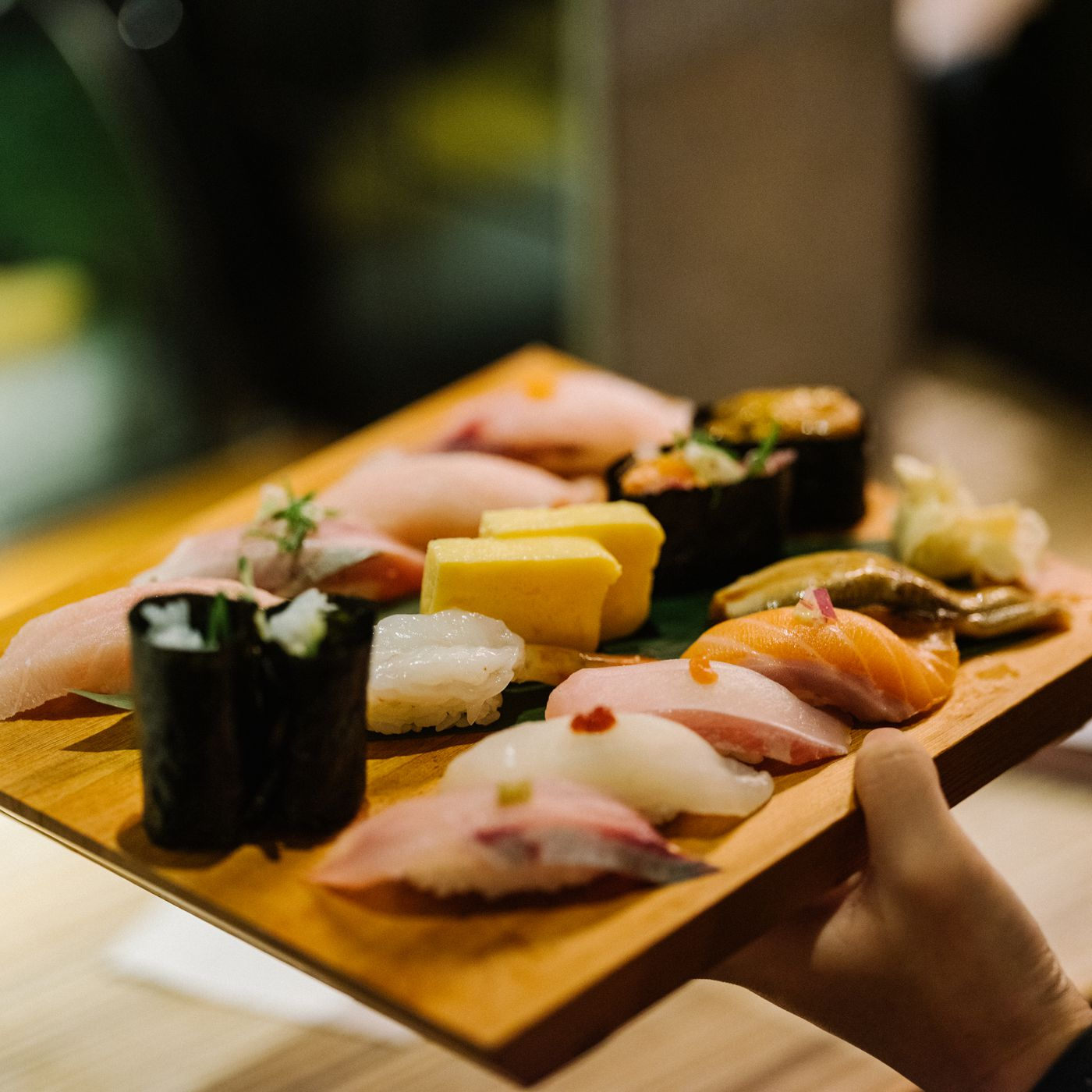 How To Tackle Addiction Aquatic Development Taipei S Seafood Paradise Eater Sushi station brings the freshest and highest quality sushi at a reasonable price. addiction aquatic development