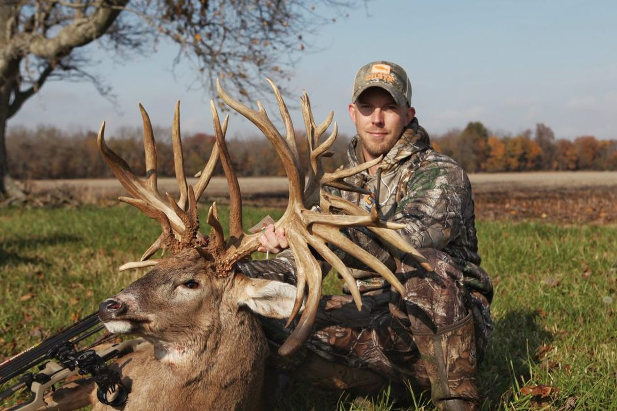 big buck 'mufasa' officially measured, pending world record: next, panel  scoring