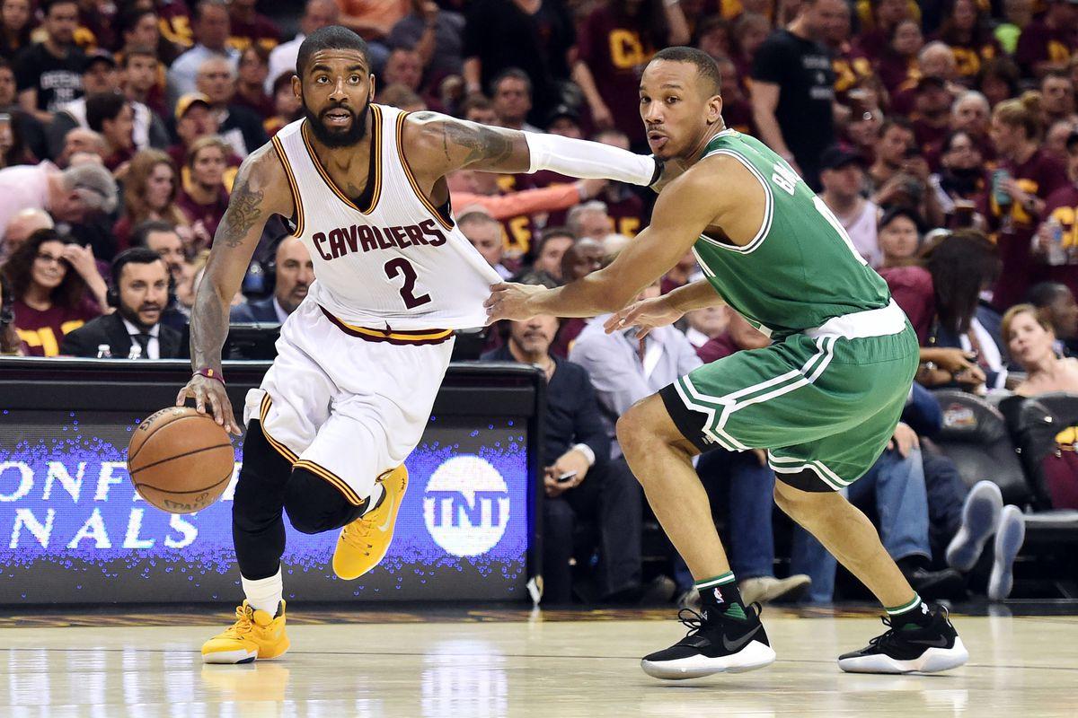 NBA: Playoffs-Boston Celtics at Cleveland Cavaliers