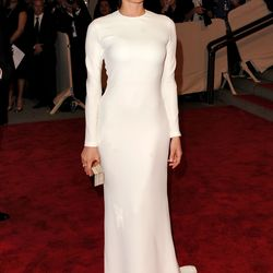 Diane Kruger at the Met Gala in 2010.