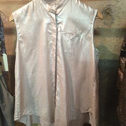 Metallic shirt, $263
