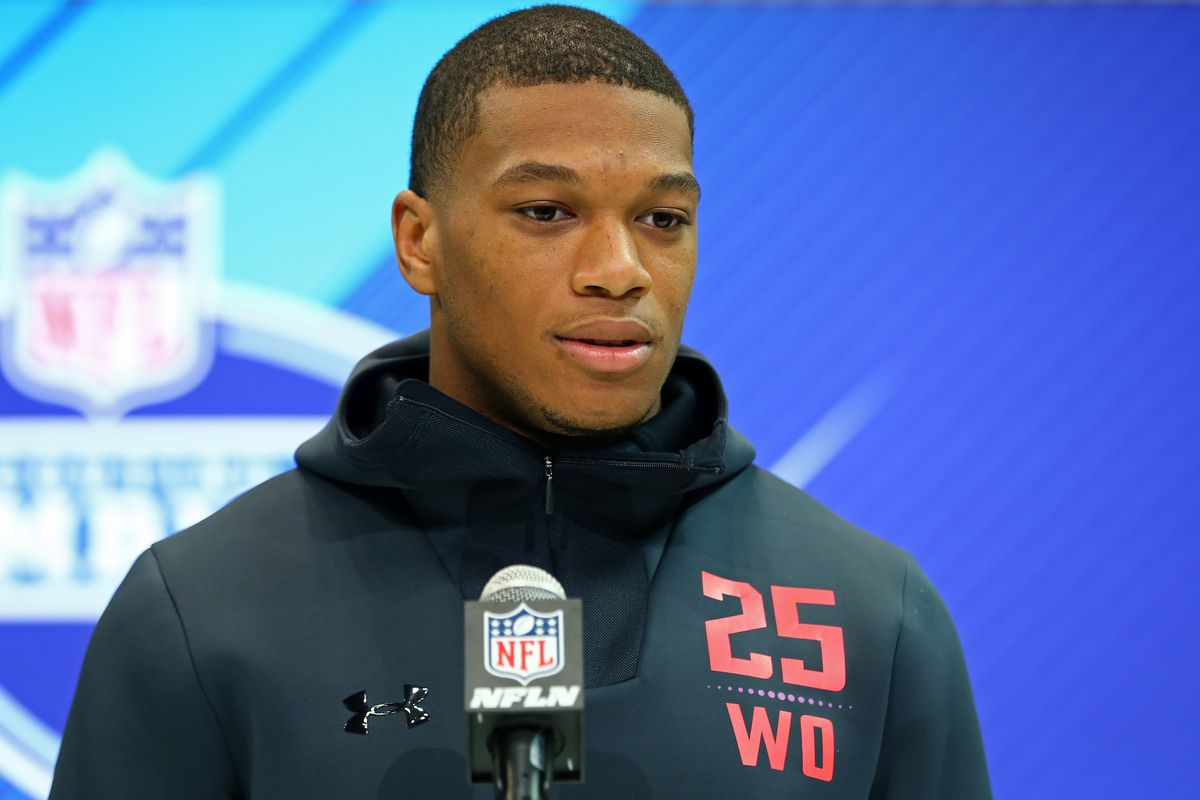 Maryland WR D.J. Moore's NFL Draft stock is still ...