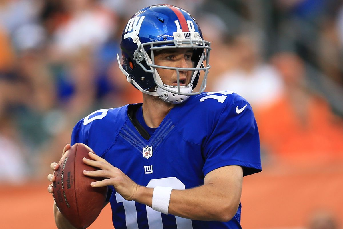 The Giants host the Jets on Saturday