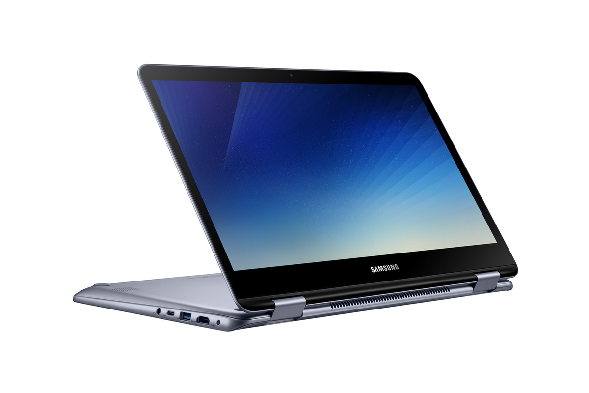 Samsung Notebook 7 Spin (2018) Launched at CES 2018: Specifications, Features