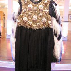 <b>Balenciaga</b> dress, $895