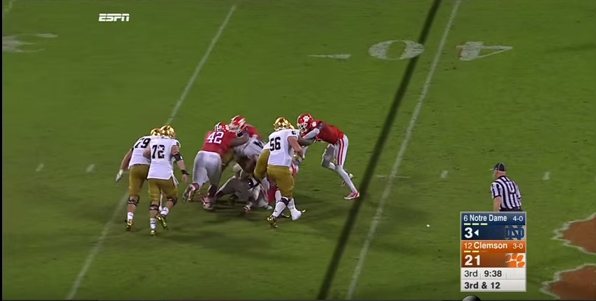 Sack number two