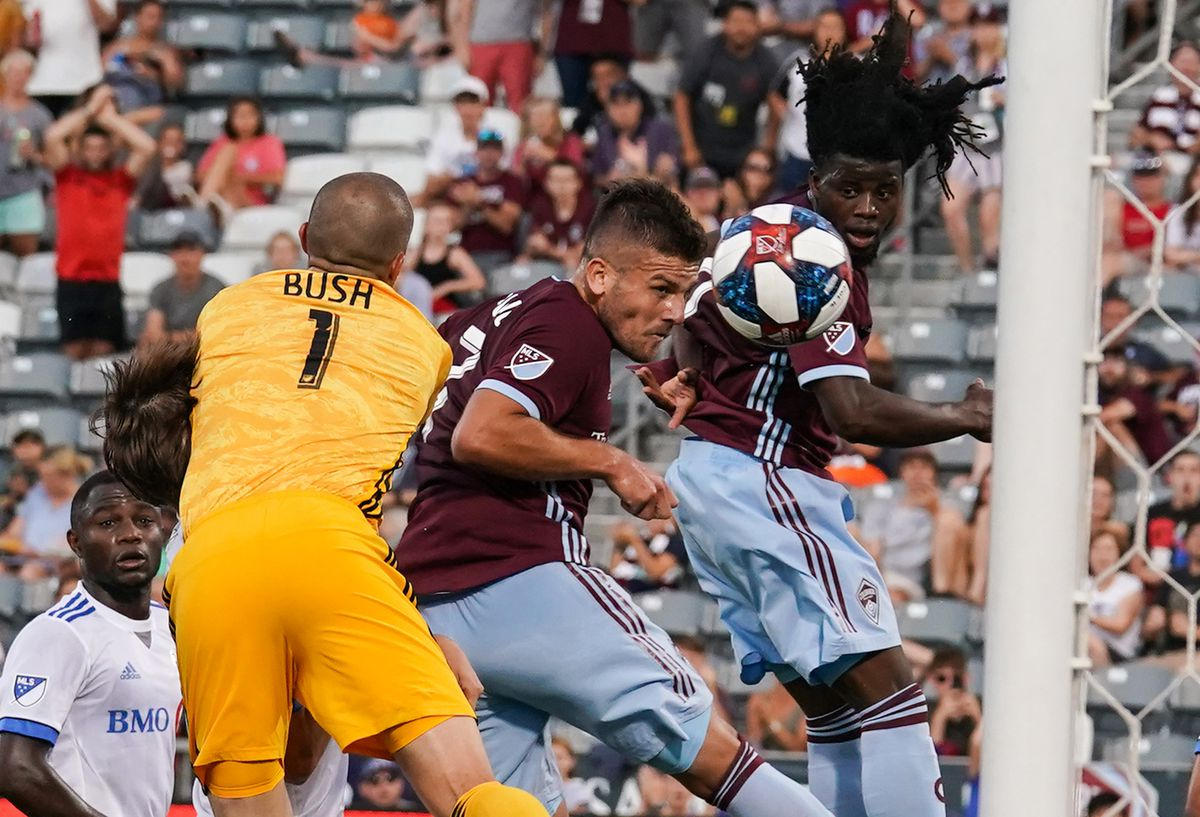 MLS: Montreal Impact at Colorado Rapids
