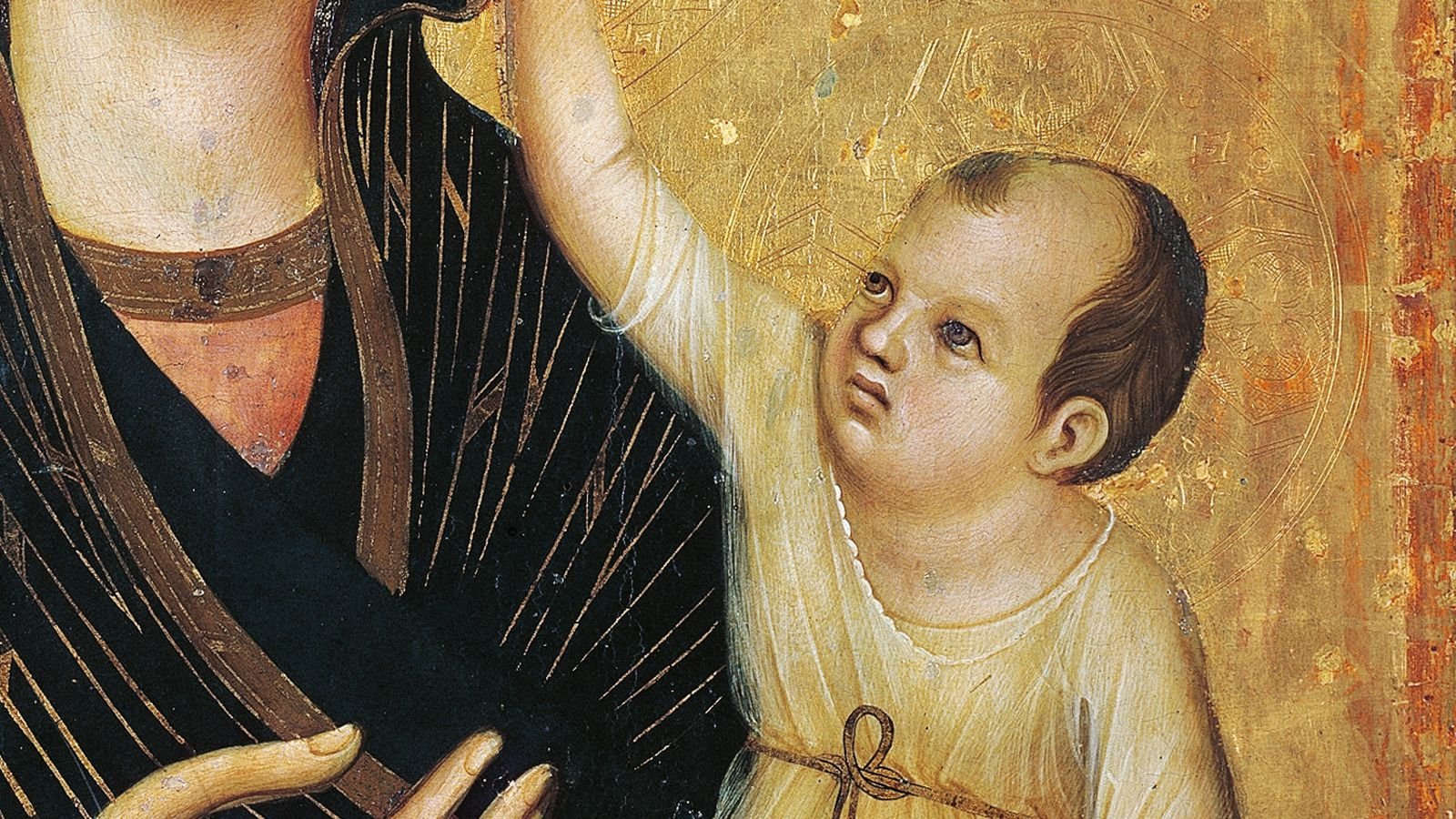 Why Babies In Medieval Paintings Look Like Ugly Old Men - Vox