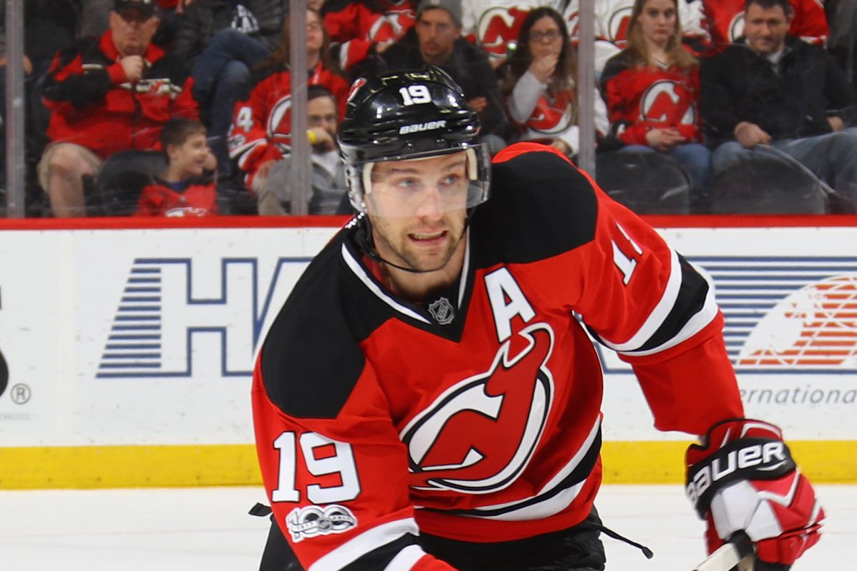 ce20f859a Top New Jersey Devils Center Travis Zajac Out for 4 to 6 Months ...