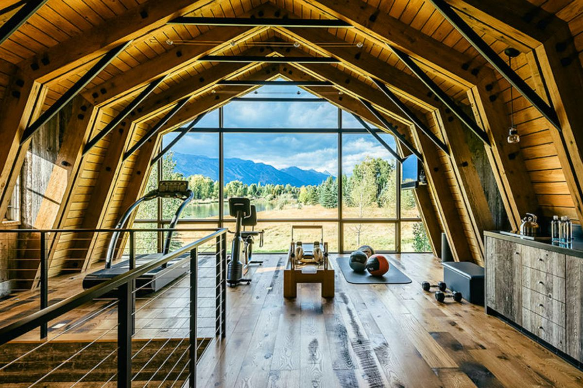 barn living meets amazing mountain views in this guesthouse curbed