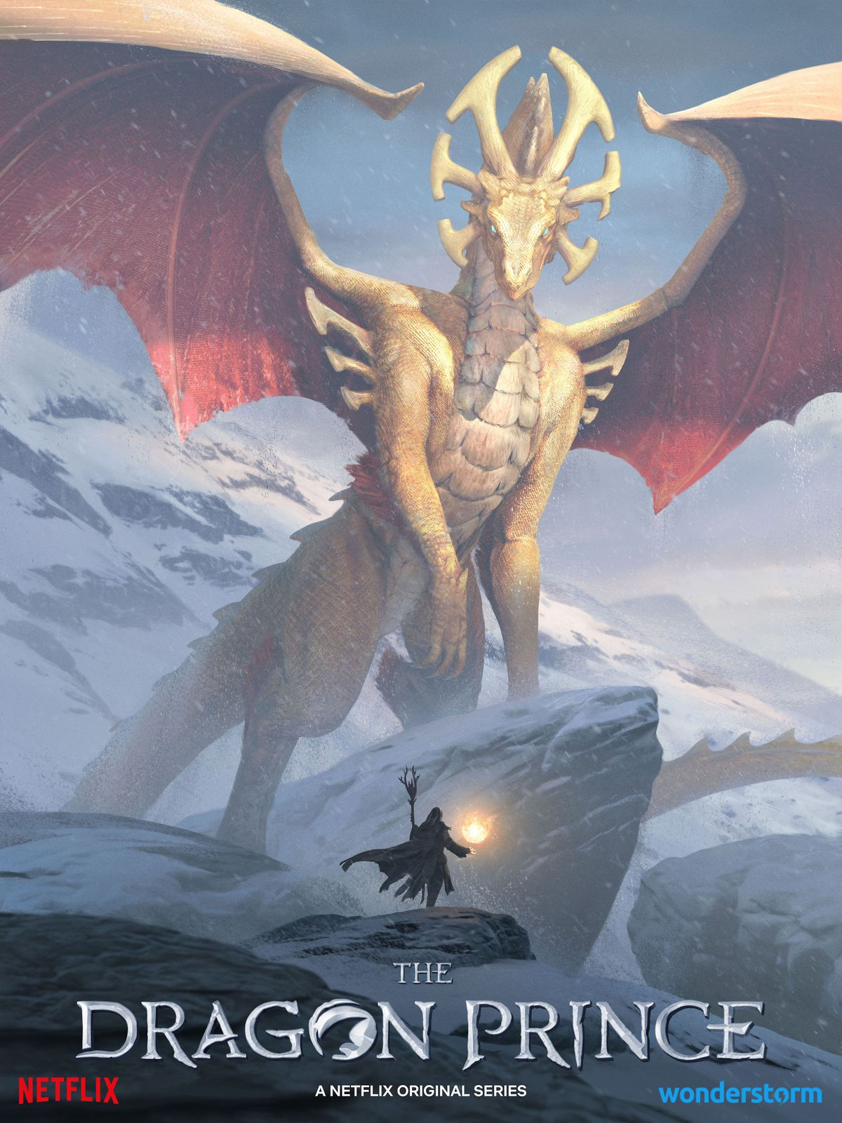 dragon prince season 3 poster